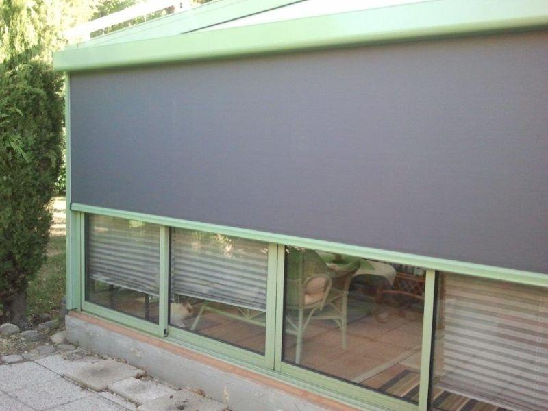 Remplacement de portes fen tres cavaillon adb menuiserie - Baie vitree remplacement porte garage ...