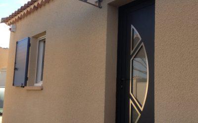 Portail et Porte d'entrée à Cavaillon