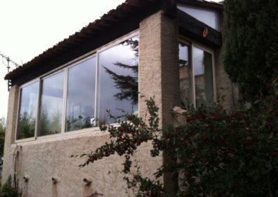Remplacement de baies et portes vitrées