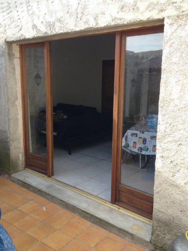Remplacement de portes fen tres cavaillon adb menuiserie - Remplacement vitre porte fenetre ...